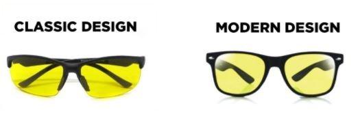 Hawk Eye Lenses Designs